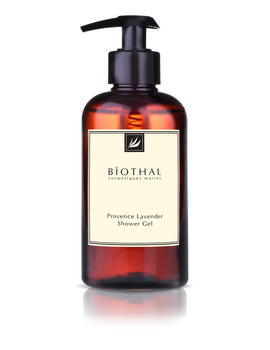 Гель для душа Прованс лаванда Biothal Provence Lavender Shower Gel