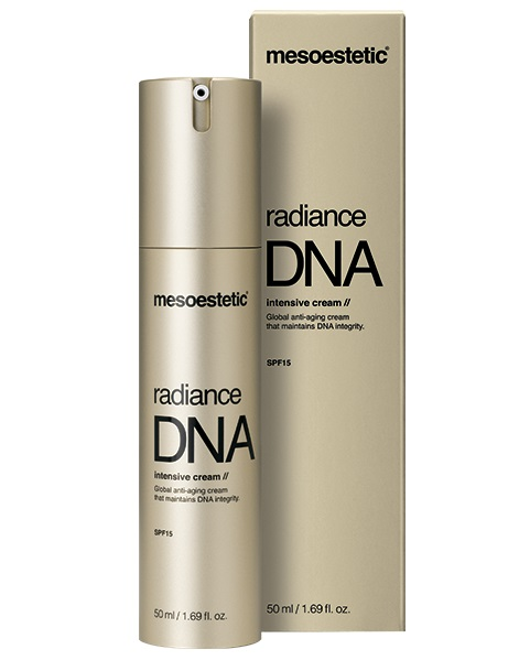 Интенсивный крем SPF15 Mesoestetic Radiance DNA Intensive Creme