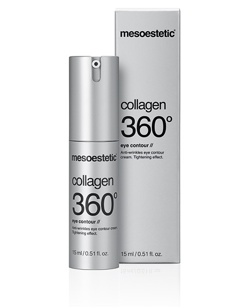 Крем для глаз Mesoestetic Collagen 360 Eye Contour
