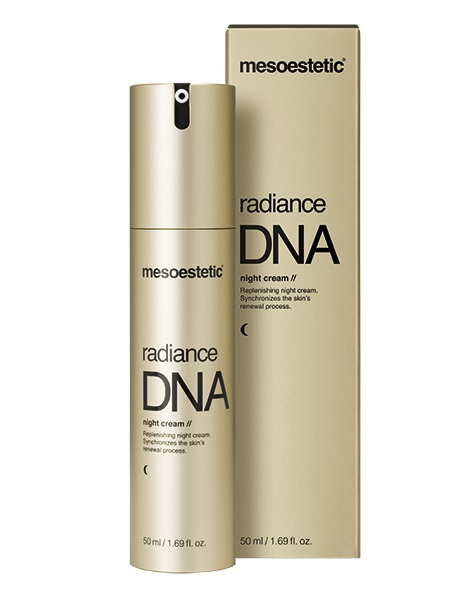 Ночной крем Mesoestetic Radiance DNA Night Cream