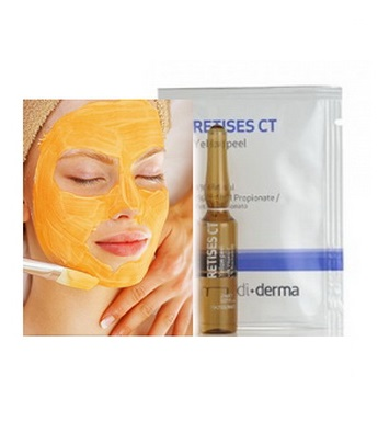 Желтый пилинг Mediderma Retises CT Yellow Peel набор на 1 процедуру