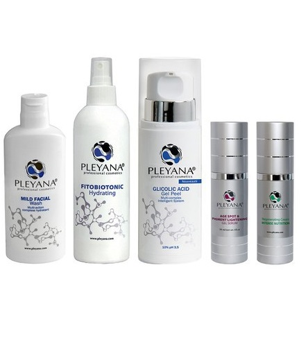 pleyana gel peel