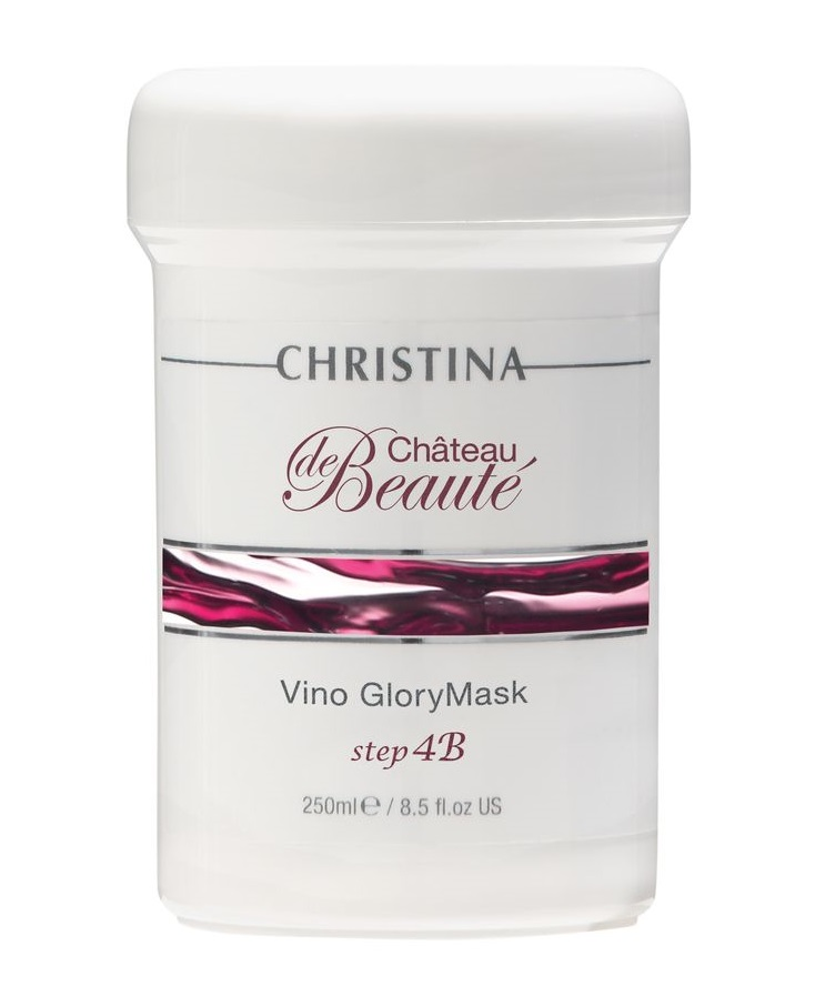 Маска для моментального лифтинга Christina Chateau de Beaute Vino Glory Mask