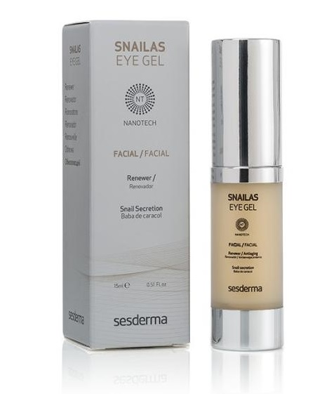 Гель для век Sesderma Snailas Eye Gel