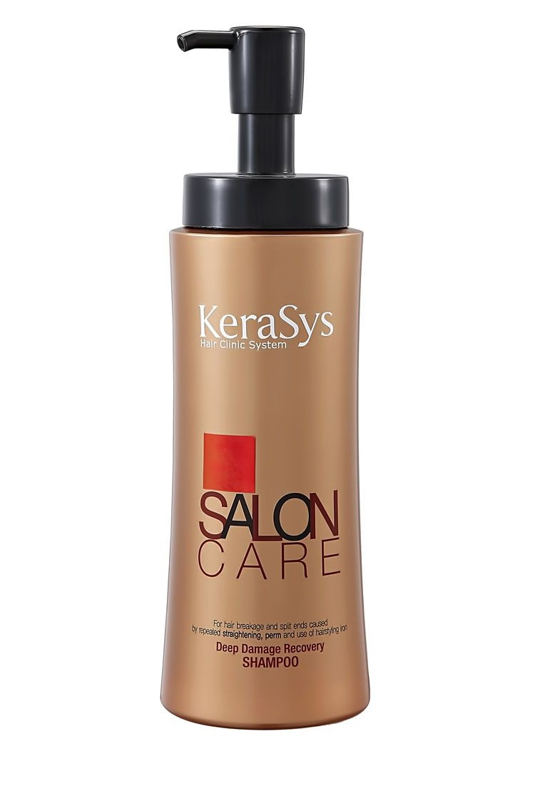 Восстанавливающий шампунь Kerasys Salon Care