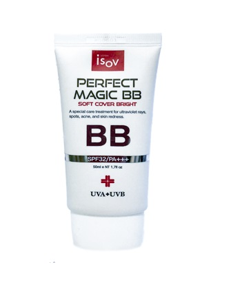 ББ крем Isov Sorex Perfect Magic BB Cream Soft Cover Bright SPF32