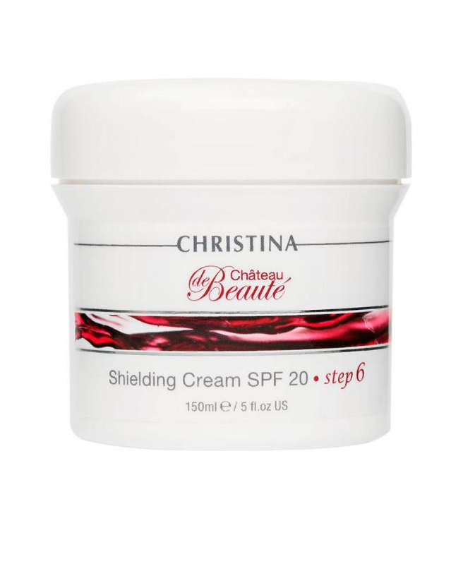 Защитный крем SPF 20 Christina Chateau de Beaute Shielding Cream SPF 20