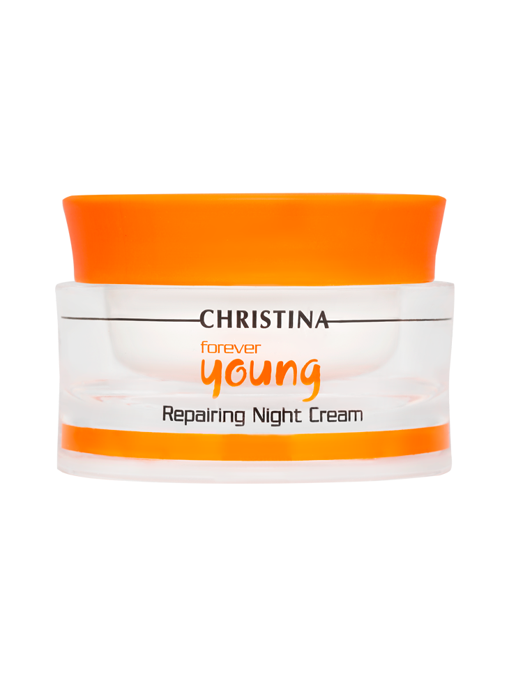 Ночной восстанавливающий крем Christina Forever Young Repairing Night Cream
