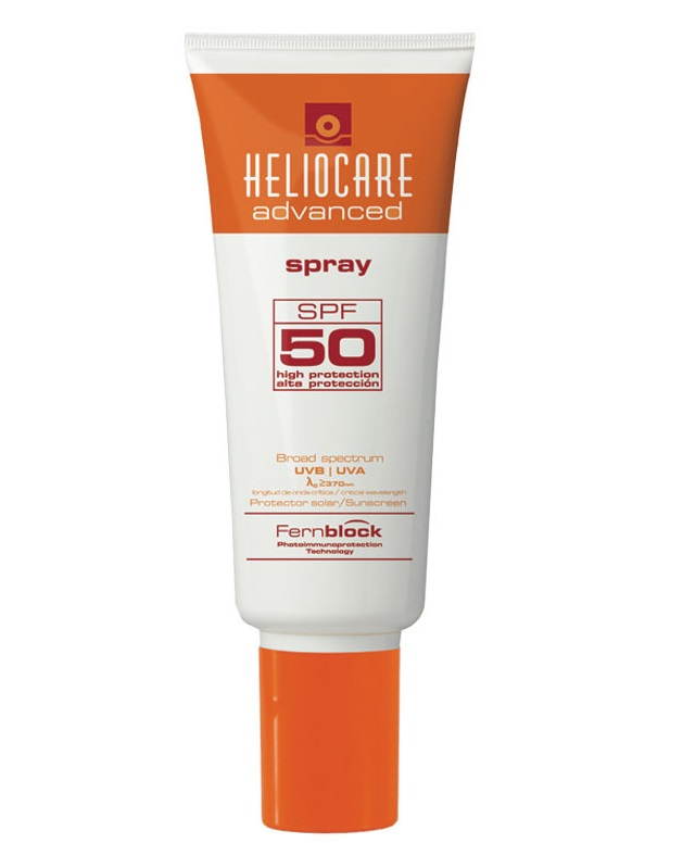 Солнцезащитный спрей для тела SPF50 Cantabria Labs Heliocare Advanced Spray SPF50