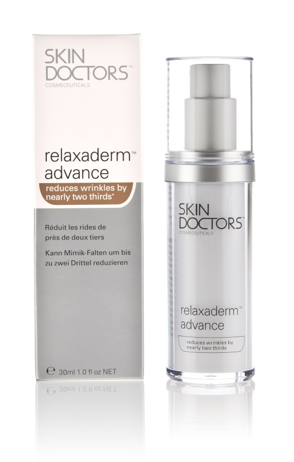 Крем для лица против мимических морщин Skin Doctors Relaxaderm Advance