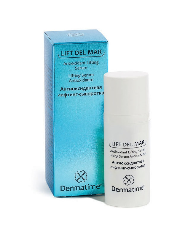 Антиоксидантная лифтинг-сыворотка Dermatime Lift Del Mar Antioxidant Lifting Serum
