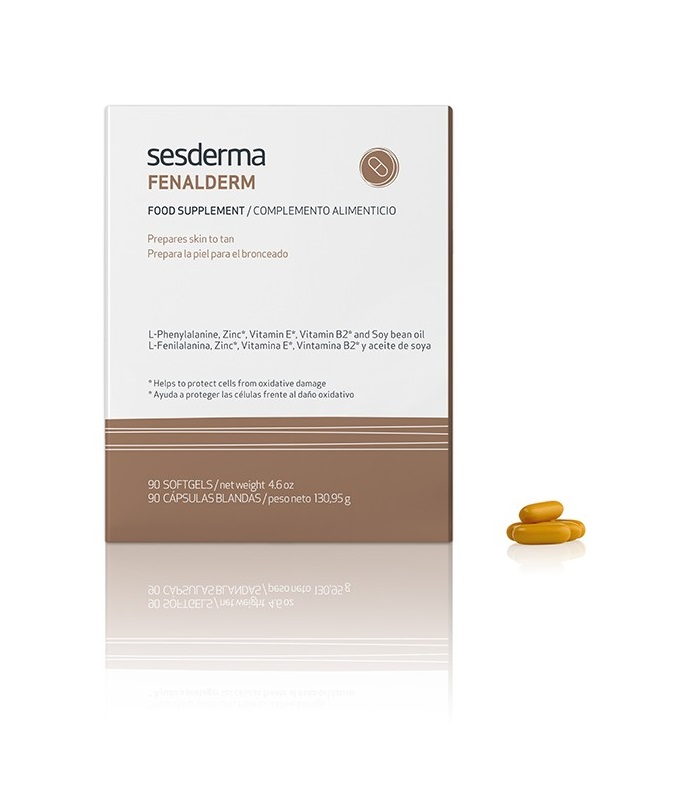 БАД к пище Феналдерм Sesderma Fenalderm Food Supplement