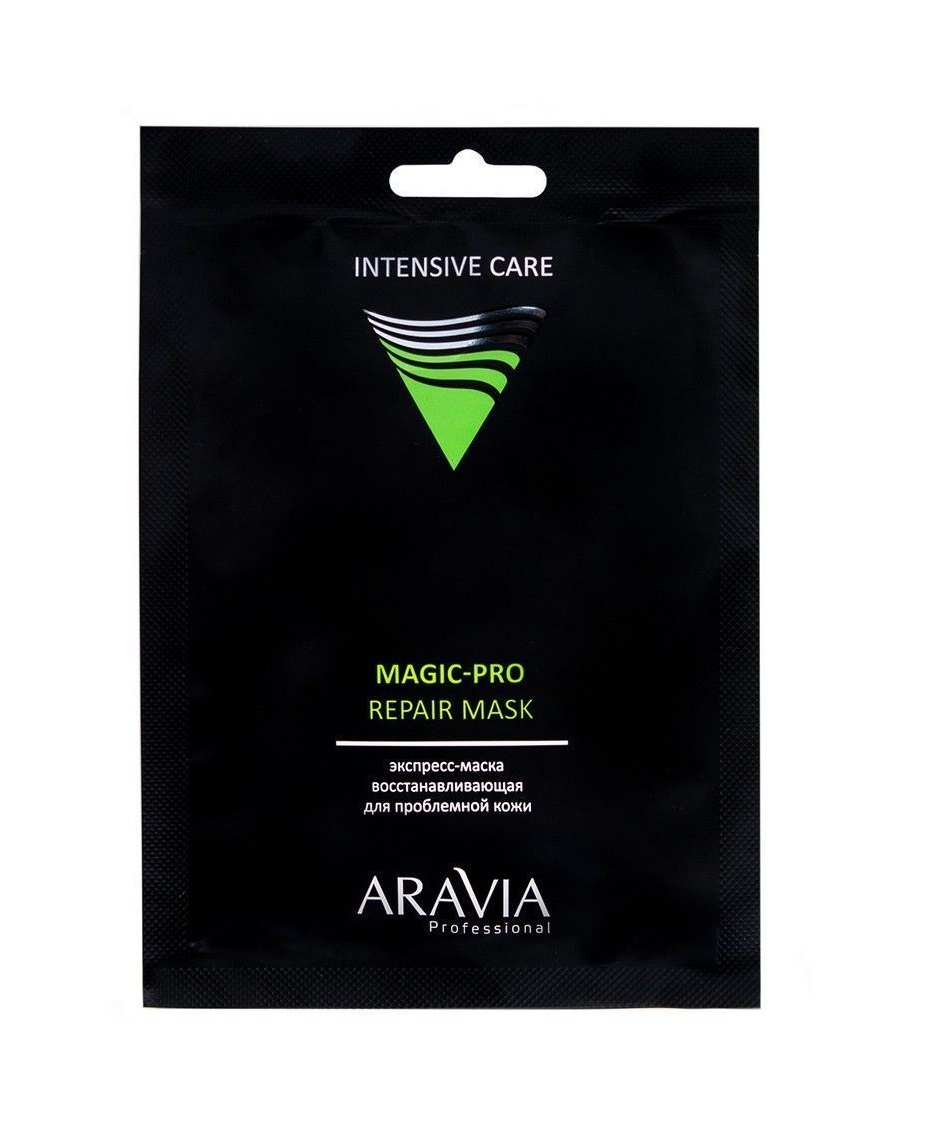 Экспресс-маска восстанавливающая для проблемной кожи Aravia Magic Pro Repair Mask