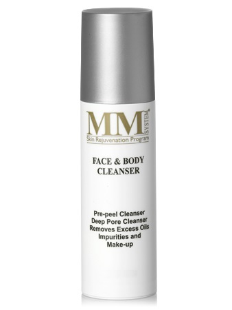 Гель для лица и тела с гликолевой кислотой 20% Mene&Moy System Face and Body Cleanser 20%