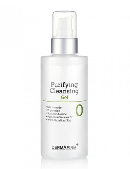 Гель для умывания Dermafirm Purifying Cleansing Gel