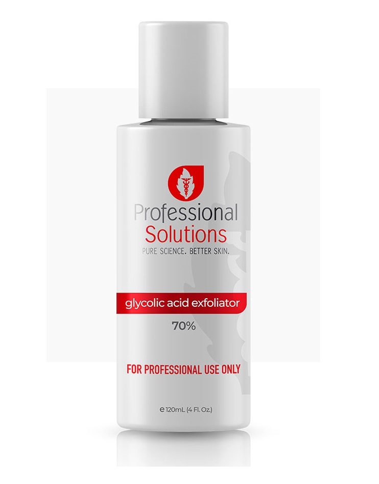 Гликолевый пилинг 70% Professional Solutions Glycolic Acid Exfoliating 70%