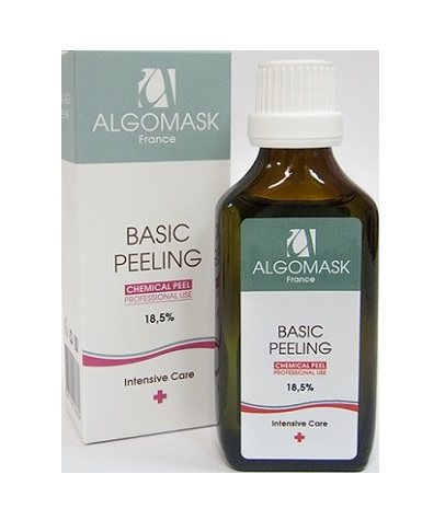 Химический пилинг базовый pH 2,0 Algomask Basic Peeling