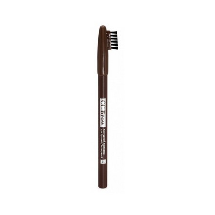 Контурный карандаш для бровей Lucas Cosmetics Brow  Pencil CC Brow Brown