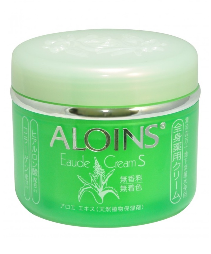 Крем для тела с экстрактом алоэ Aloins Eaude Cream
