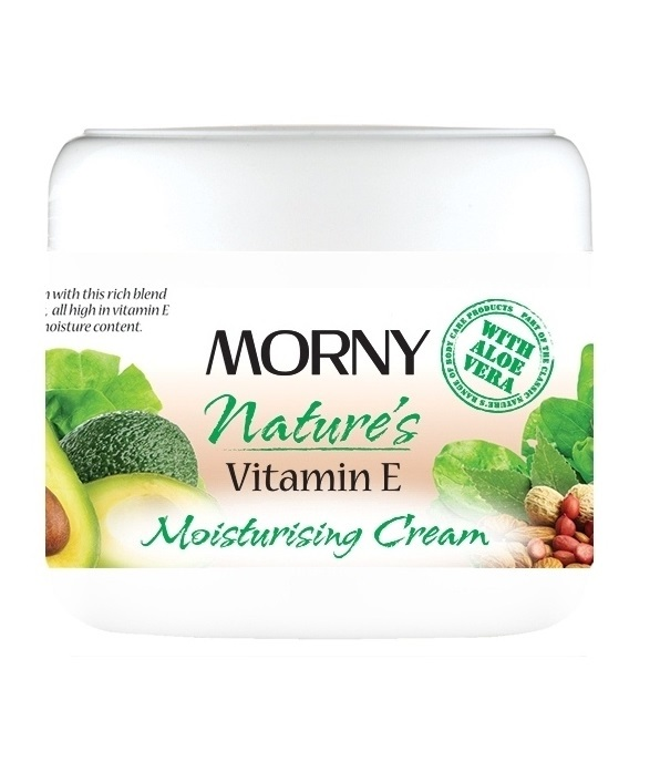 Крем для тела с витамином E Morny of London Vitamin E Moisturusing Cream