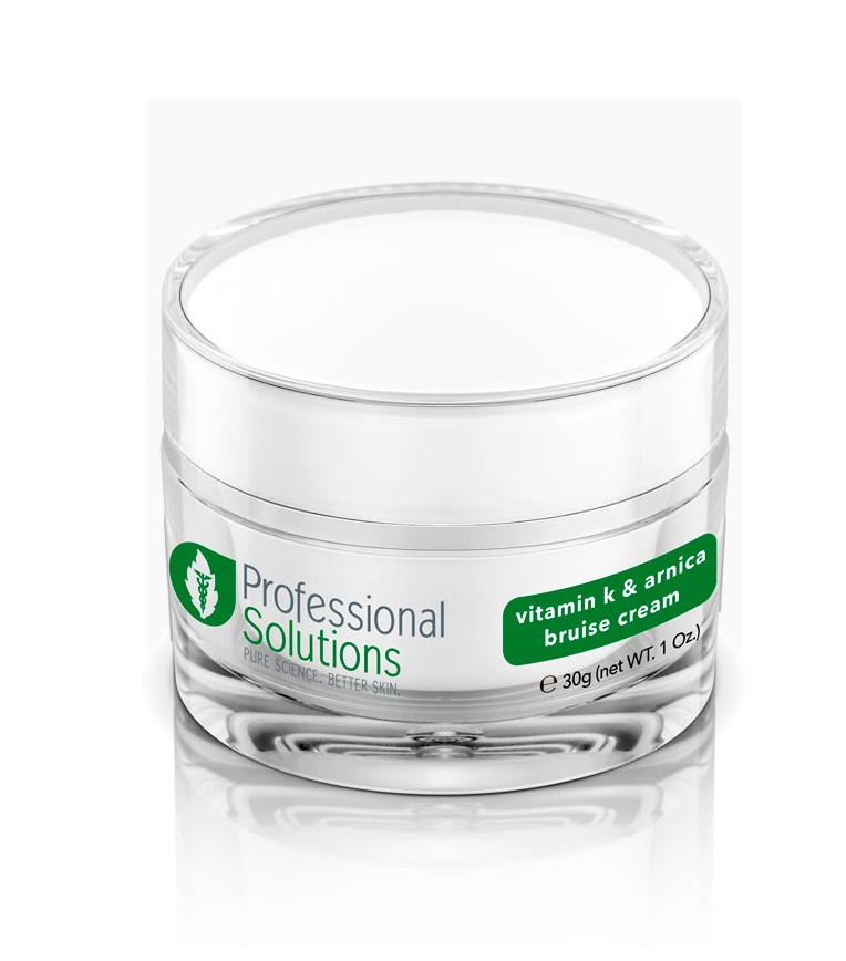 Крем с витамином К и арникой Professional Solutions Vitamin K and Arnika Bruise Cream