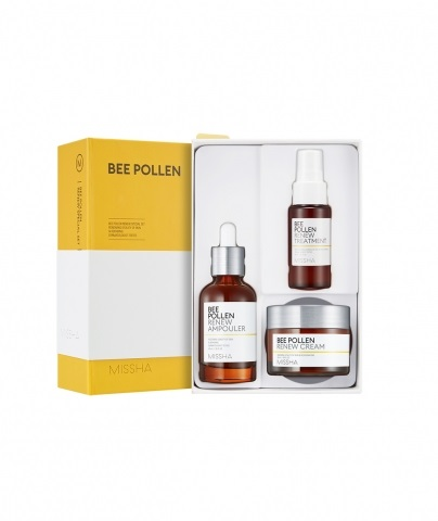 Набор для лица MISSHA Bee Pollen Renew Special Set