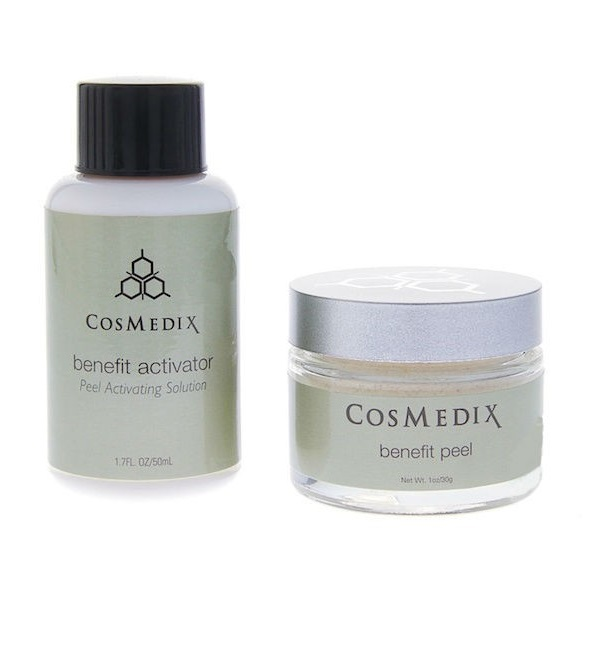 Набор пилинг бенефит и активатор Cosmedix Benefit Peel and Activator