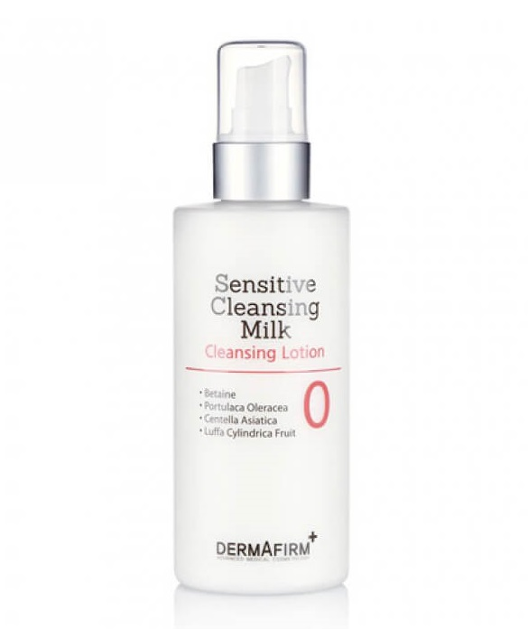 Очищающее молочко Dermafirm DF Sensitive Cleansing Milk