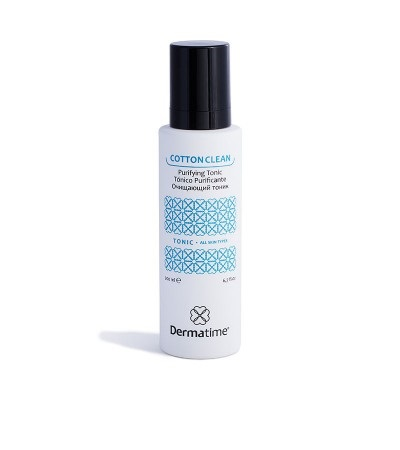Очищающий тоник Dermatime Cotton Clean Purifying Tonic