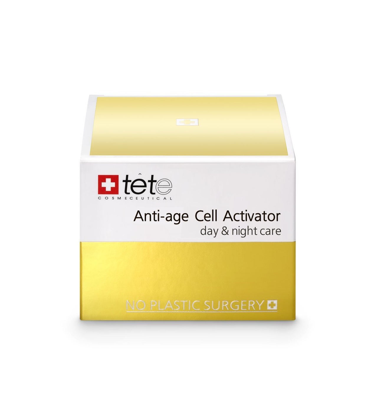 Омолаживающий крем для лица TETe Cosmeceutical Anti-age Cell Activator Day and Night