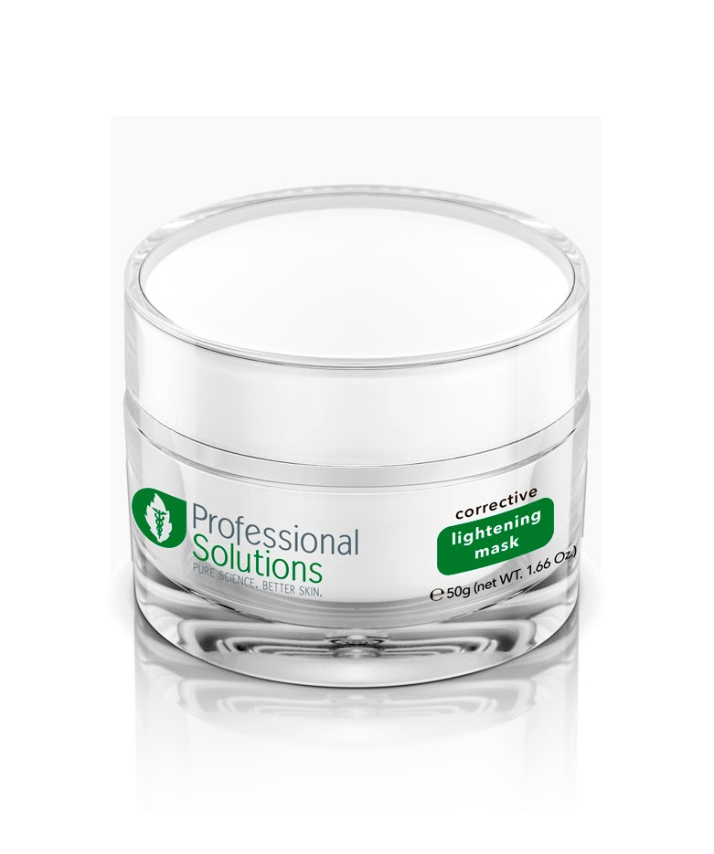 Осветляющая маска Professional Solutions Corrective Lightening Mask