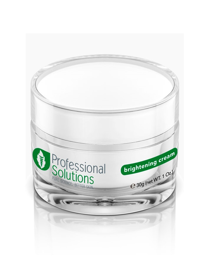 Осветляющий крем Professional Solutions Brightening Cream