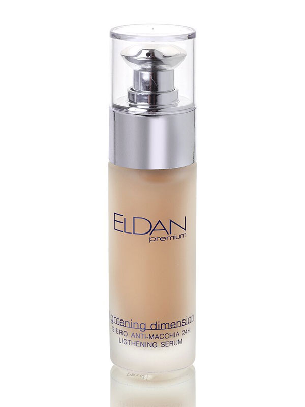 Отбеливающая сыворотка Eldan Premium Lightening Dimension Lightening Serum