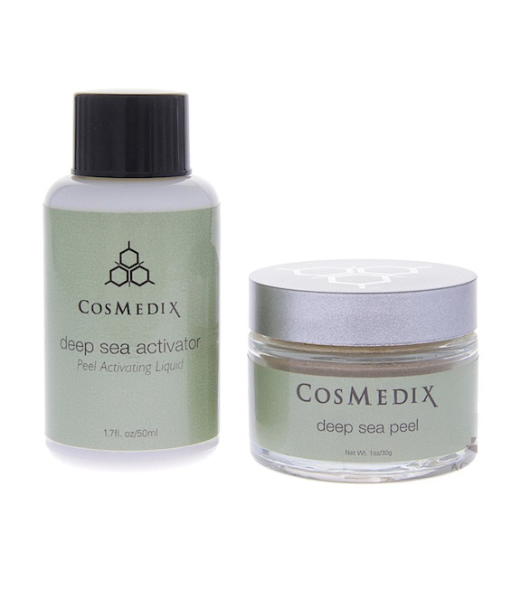 Набор пилинг Дип Си и активатор Cosmedix Deep Sea Peel and Activator