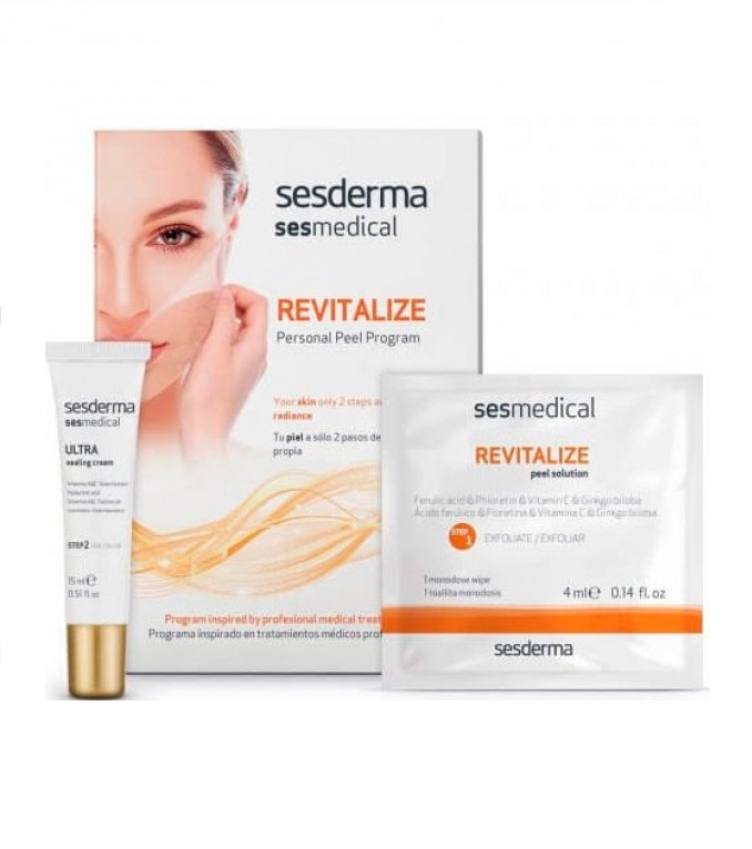 Ревитализирующая программа Sesderma Sesmedical Personal Peel Program Revitalize