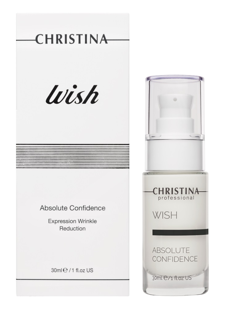 Сыворотка для сокращения морщин Christina Wish Absolute Confidence Expression Wrinkle Reduction