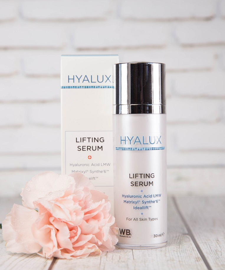 Сыворотка лифтинг Woman's Bliss Hyalux Lifting Serum