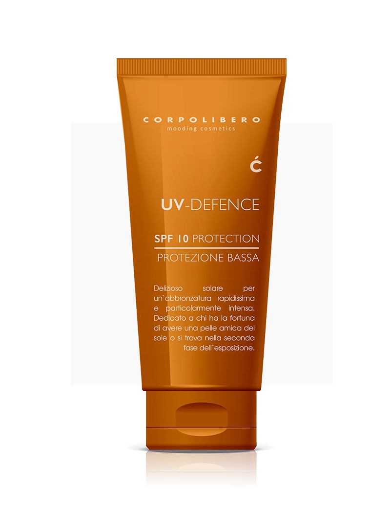 Солнцезащитный крем SPF10 Corpolibero UV-Defence SPF10 Protection