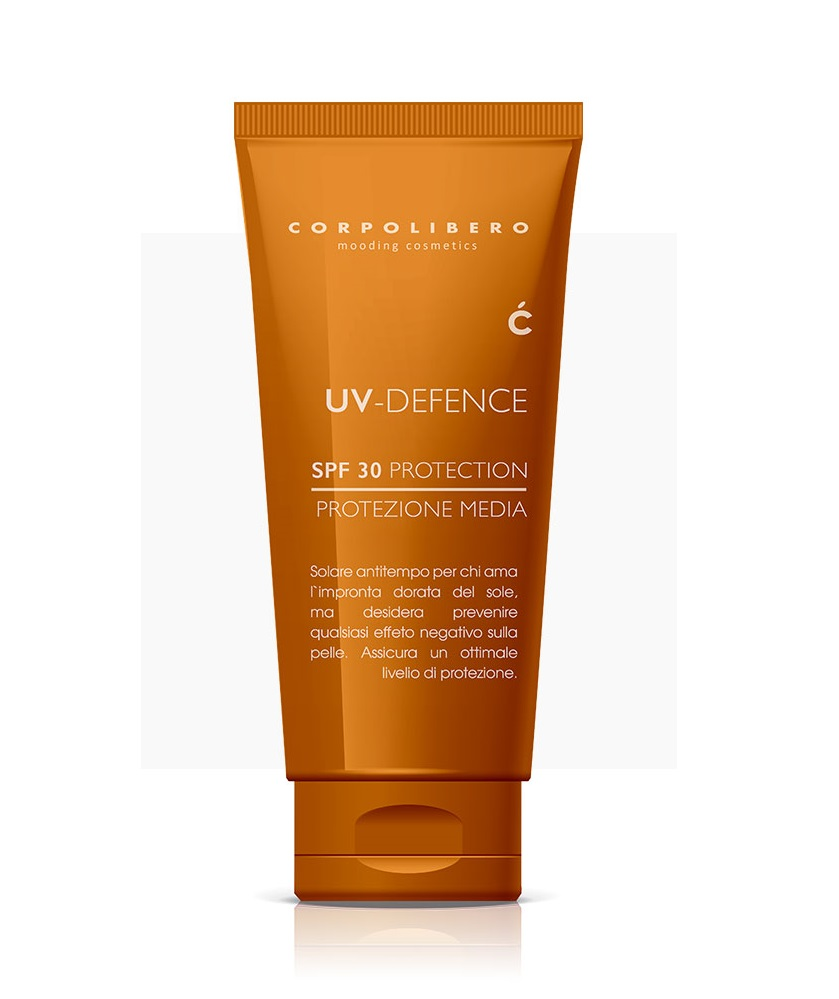Солнцезащитный крем SPF30 Corpolibero UV-Defence SPF30 Protection