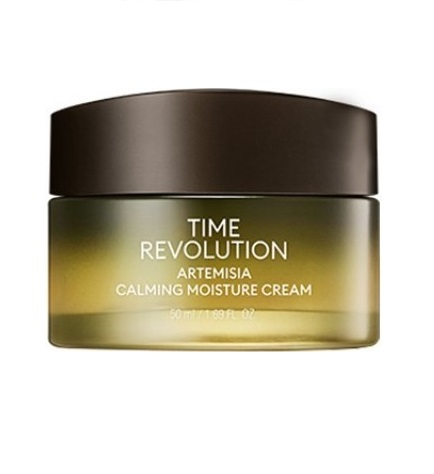 Успокаивающий крем для лица MISSHA Time Revolution Artemisia Calming Moisture Cream