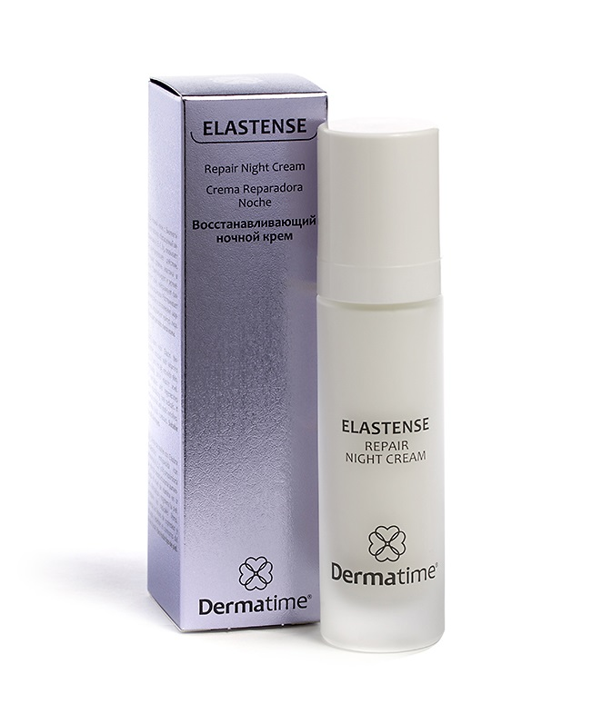 Восстанавливающий ночной крем Dermatime Elastense Repair Night Cream