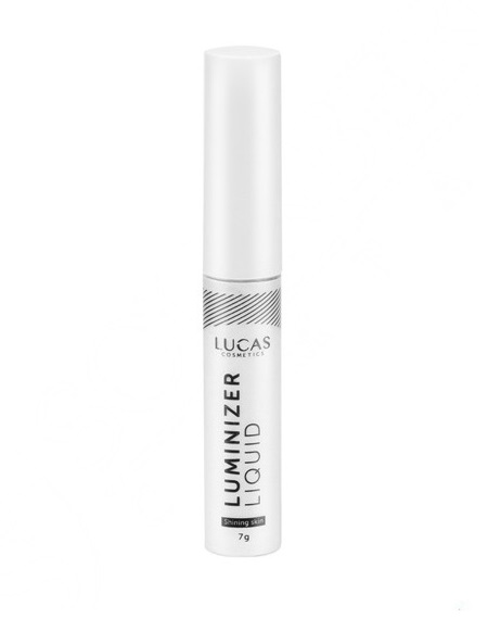 Жидкий хайлайтер Lucas Cosmetics Luminizer Liquid №101 Snow Queen