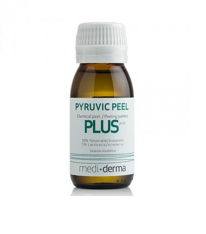 Пилинг пировиноградный для лица Mediderma Pyruvic Peel Plus