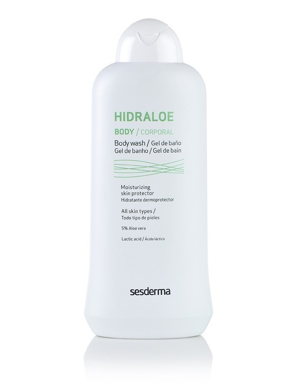 Гель для душа Sesderma Hidraloe Body Wash
